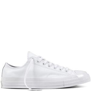 83346815b355 Converse 1970 s Chuck Taylor Mono White Leather 155455C Ctas ...