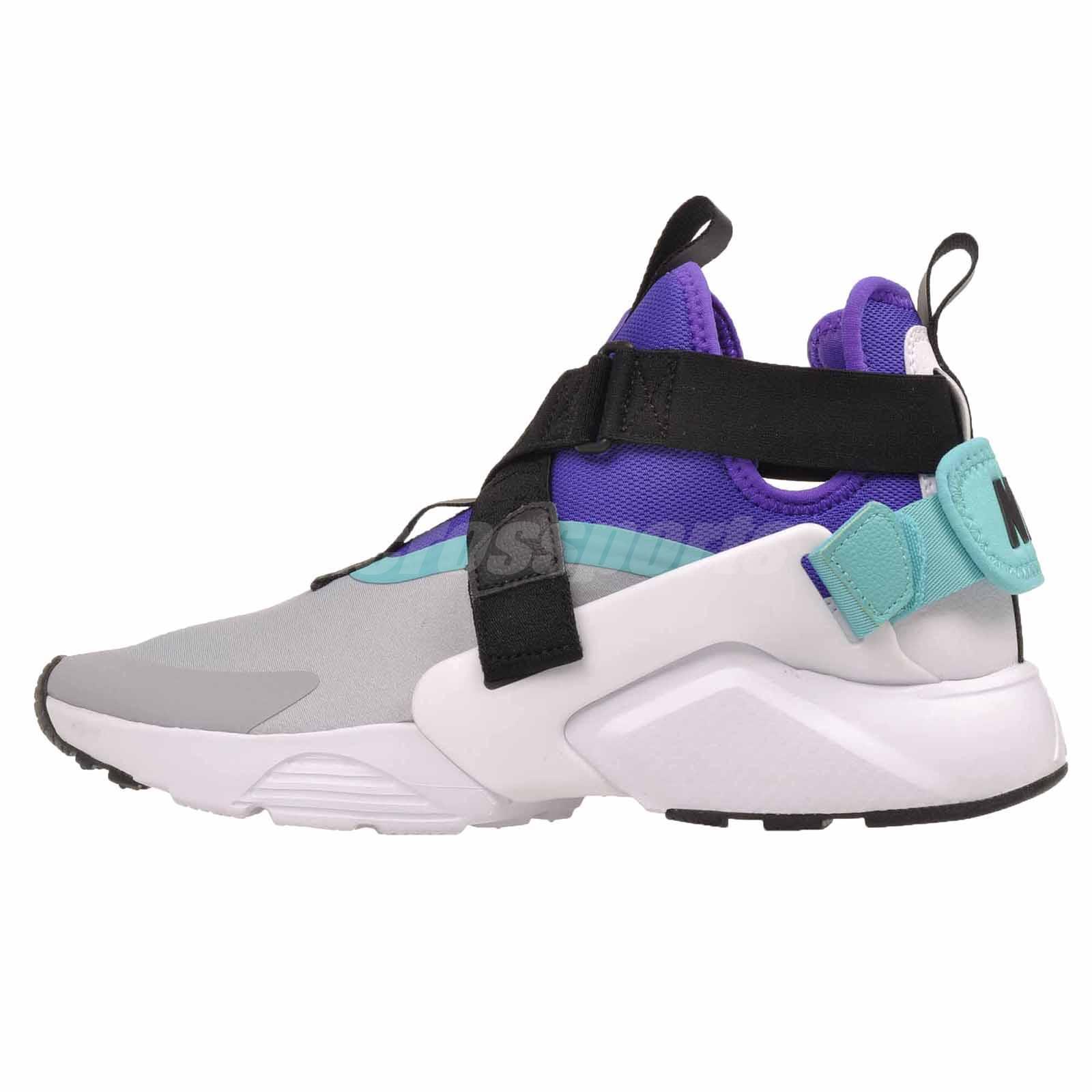 Nike air huarache città correndo le donne scarpe w lupo grigio ah6787-004 | I Materiali Superiori  | Uomini/Donna Scarpa