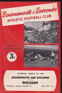 1958-59-BOURNEMOUTH-V-WREXHAM-07-03-1959-Division-3