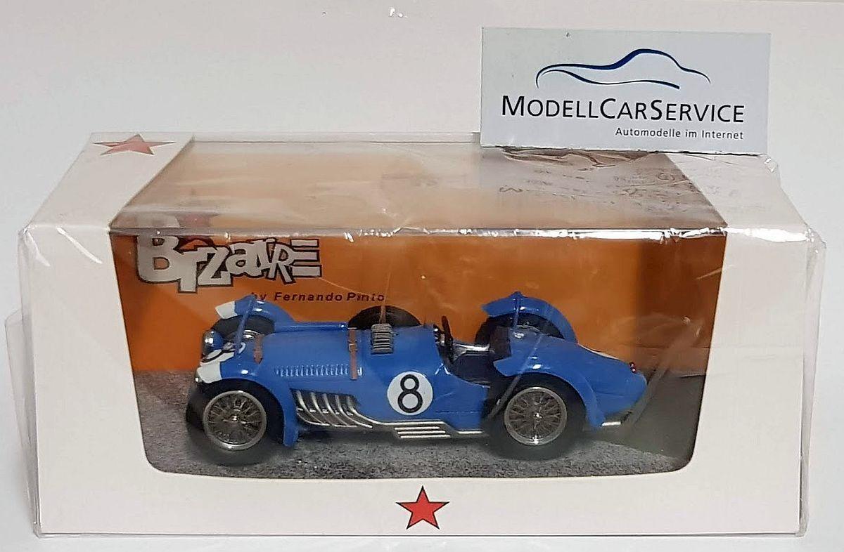 BIZARRE 1 43  bz431 TALBOT LAGO t26 GS-Le Mans 1951