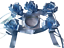 Inerra-mariage-voiture-decoration-Kit-5-x-prets-7-034-Arcs-avec-7-metres-ruban miniature 25