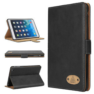 Designer-Luxury-Magnetic-Leather-Case-Smart-Flip-Protective-Cover-For-Apple-iPad