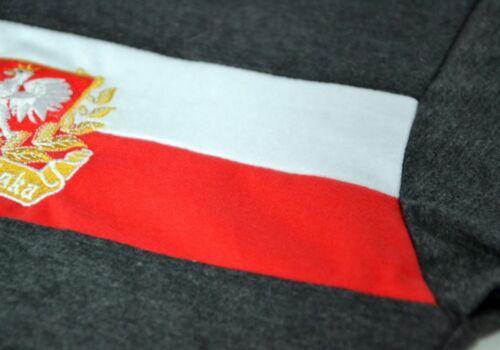 T-Shirt Koszulka Patriotic Eagle Poland Husaria Powstanie Flag Polska Walczaca