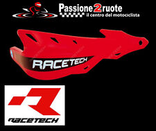 Paramani handguards racetech raptor rosso ducati hypermotard hyperstrada