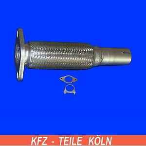 FORD-STREET-KA-1-6i-1-6-Tubo-gas-scarico-catalizzatore-di-riparazione