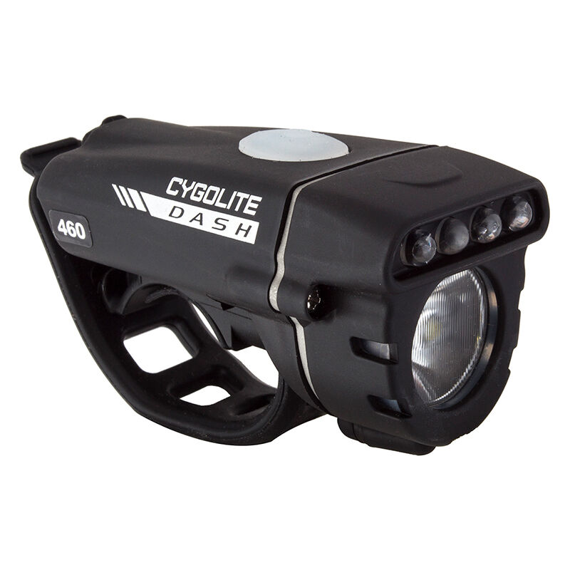 CYGOLITE DASH 460 USB RECHARGEABLE LED BIKE HEADLIGHT ROAD MTB COMMUTER