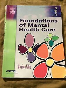 2005-Foundations-Of-Mental-Health-Care-Third-3rd-Edition-Textbook-College-Psych