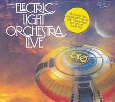 CD ♫ Compact disc «ELECTRIC LIGHT ORCHESTRA ♪ LIVE» nuovo sigillato digibook