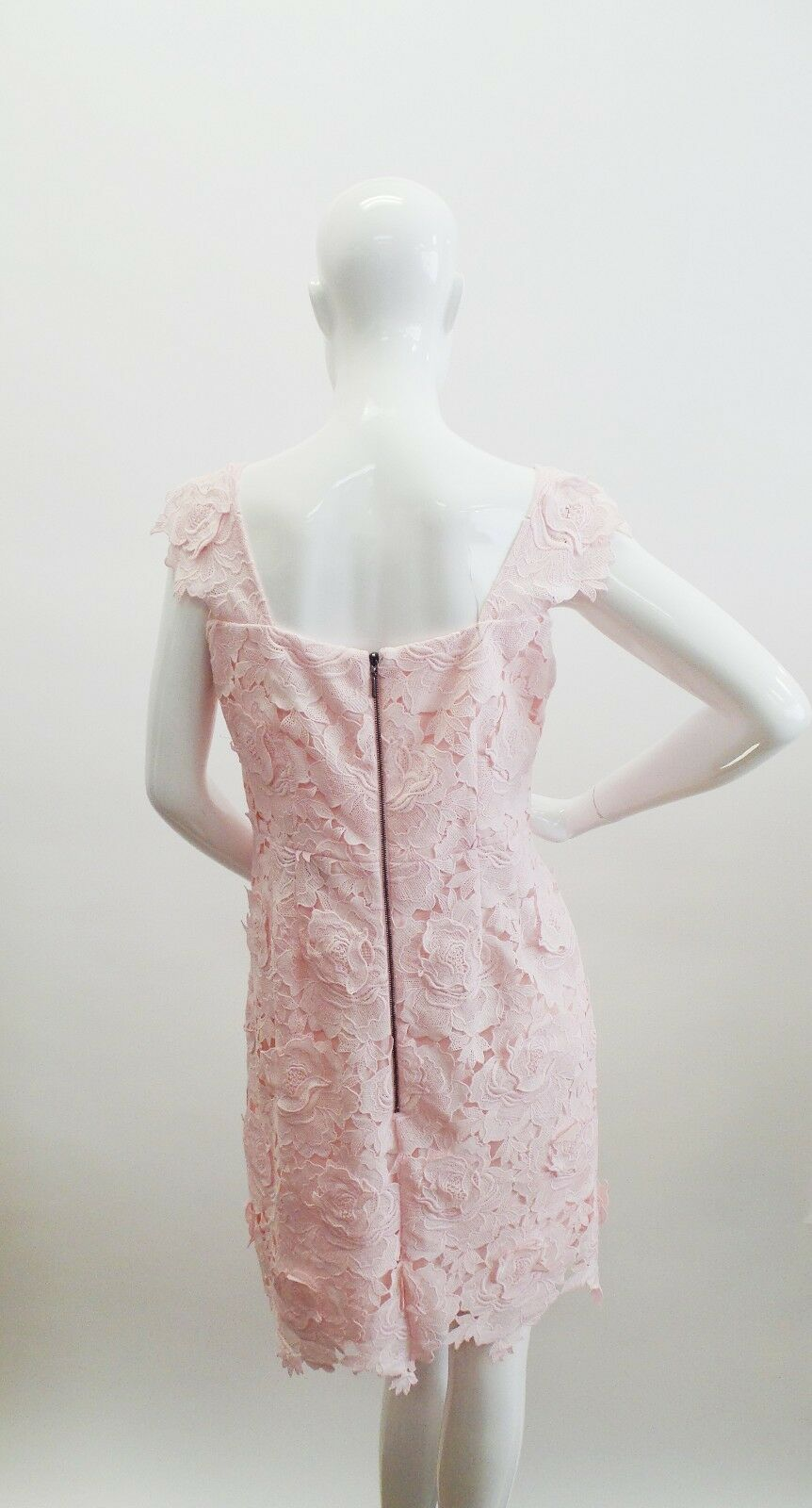 Nanette Lepore   Pink Secret Secret Secret Garden Dress Size 8 e33245