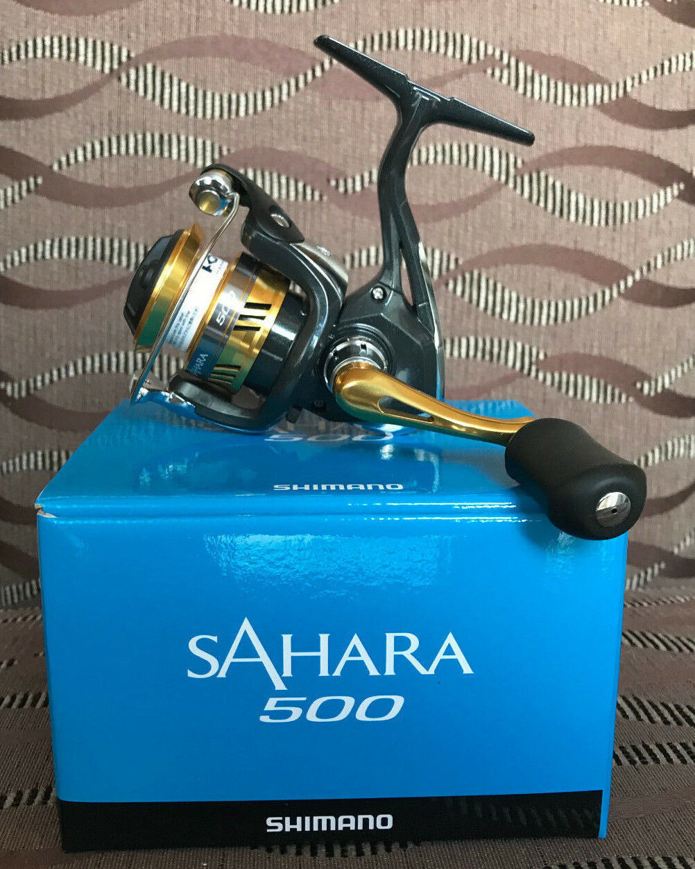 Shimano Sahara 500 FI  Spinnrolle  buy 100% authentic quality