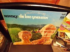 The Love Generation Montage [Psych Rock] LP Imperial Records VG+