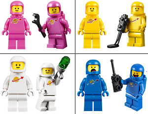 Lego The Movie Benny's Space Squad Minifigures 70841 CHOOSE YOUR MINIFIGURE