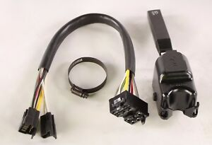 New 01-4811-87 Grote Turn Signal Switch Kit | eBay on fog light relay switch wiring diagram, universal turn signal wiring diagram, basic turn signal wiring diagram,