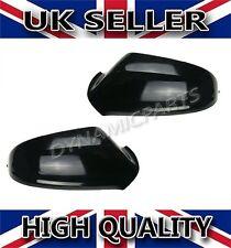 Vauxhall Astra G MK4 Door Wing Mirror Cover Cap Casing Pair 1998-2004 Black