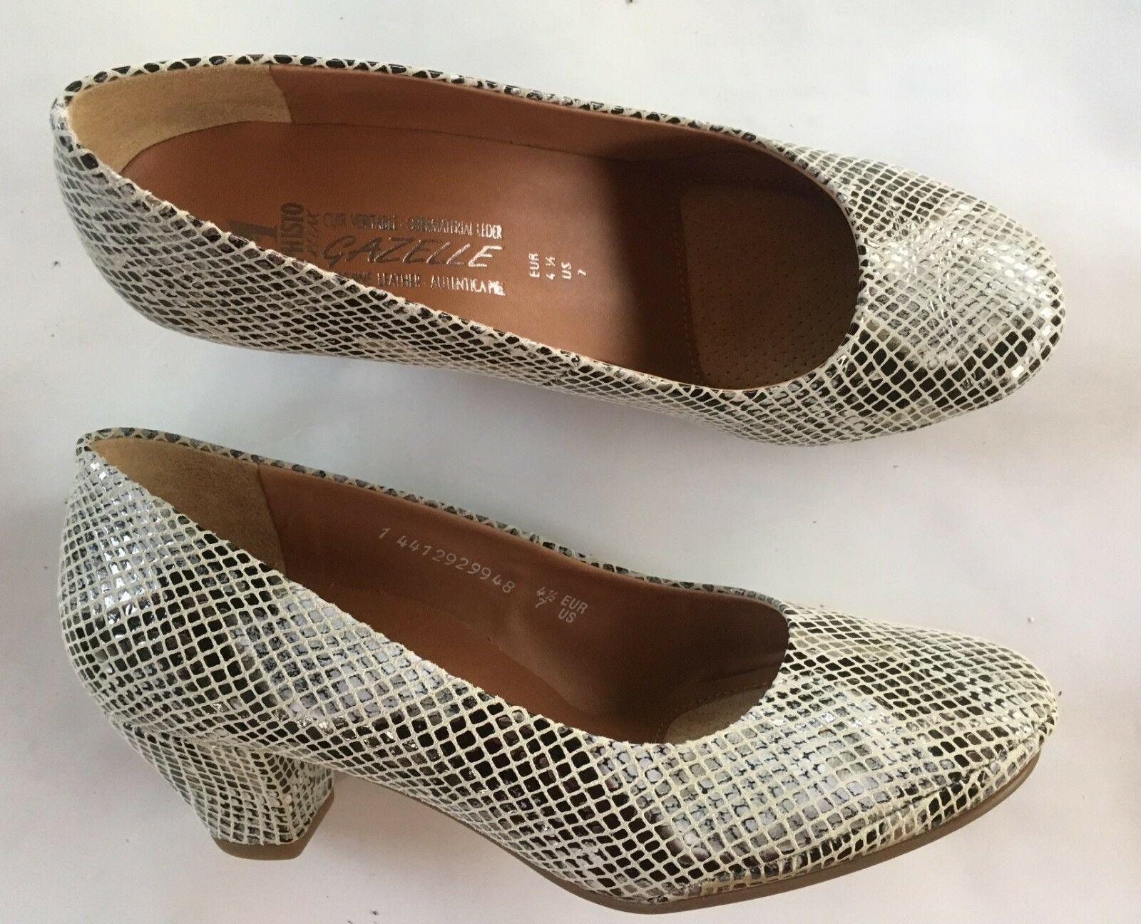 Chaussures escarpins Méphisto neuves beige 37,5
