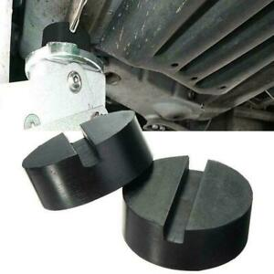 Car-Support-cric-Adaptateur-Support-Caoutchouc-Tirage-Disk-Pad-Tool-Pinch-Weld-a0r6