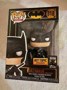 Vinyl Grim Knight Batman US Exclusive Pop Batman