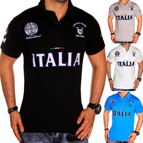 Italie Polo Homme T-Shirt Clubwear Em WM Italie Italie Italia Ita T.2.1