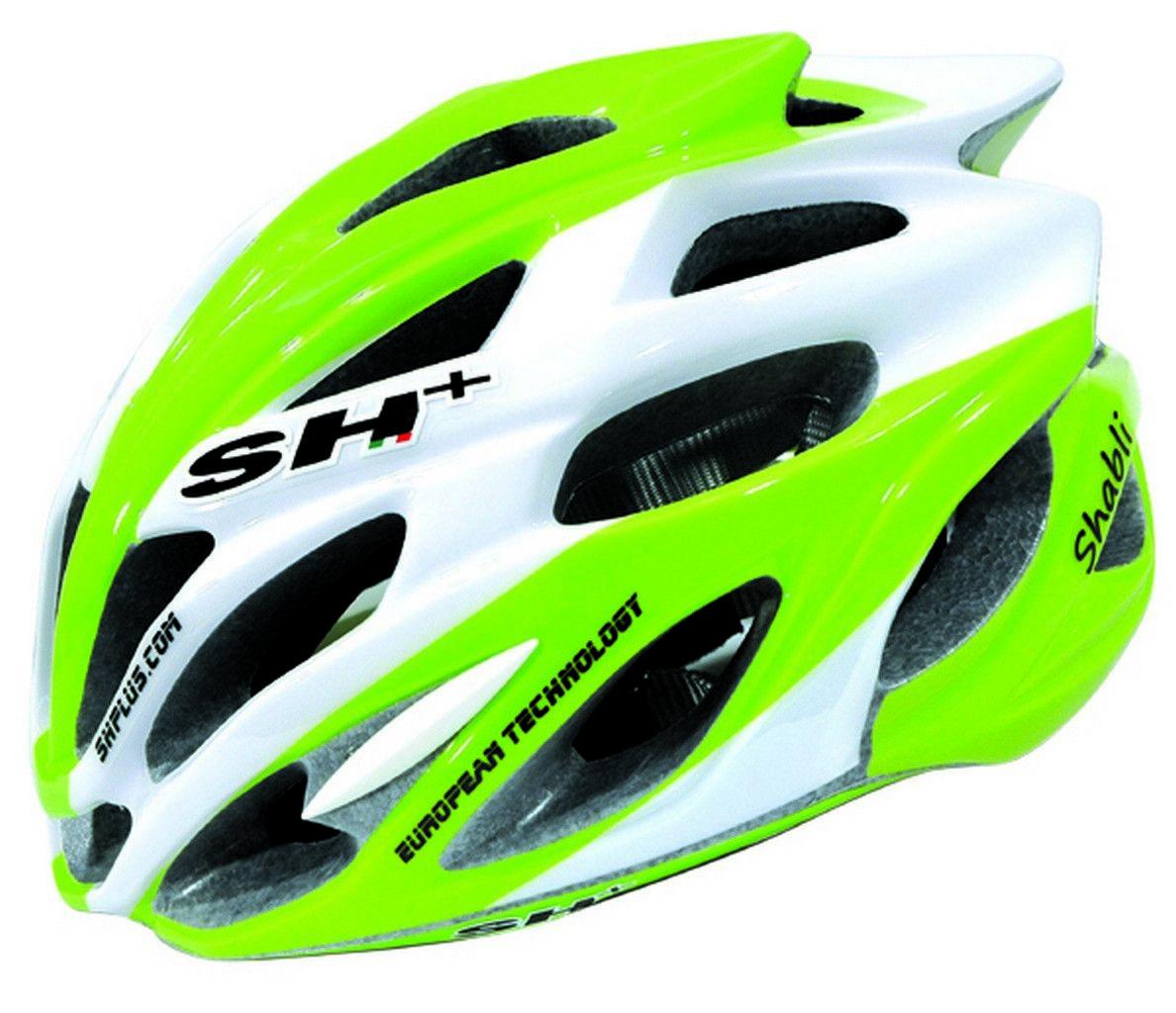 SH+ (SH Plus)  Shabli Cycling Bicycle Helmet - Green   White  (Was  199.99)  at cheap