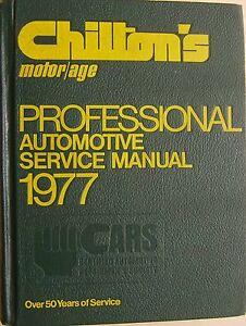 chilton s auto repair manual 1971 1977 amc jeep ford chrysler rh ebay com Chilton Auto Repair Manual Book chiltons auto repair manual 1971 chev c30