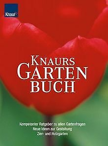 Knaurs Gartenbuch   Buch   Zustand sehr gut