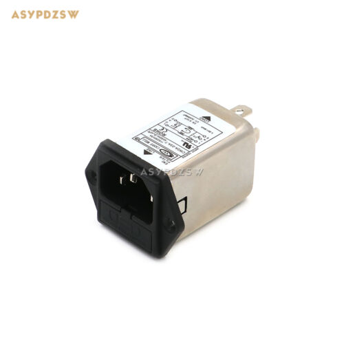 CW2A-03A-T EMI Power filter Single phase socket with Insurance box AC 115V//250V