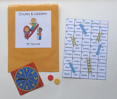 Teacher Created Activity Dolch Second Grade Sight Word Chutes /& Ladders Game