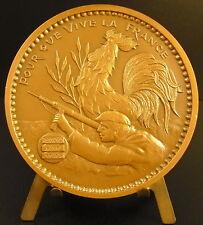 Medailleà à Jean Moulin Résistant La Résistence française Mauviel WW2 medal