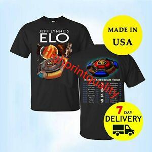 ELO-Concert-Tour-2019-Black-t-shirt-All-Size-Men