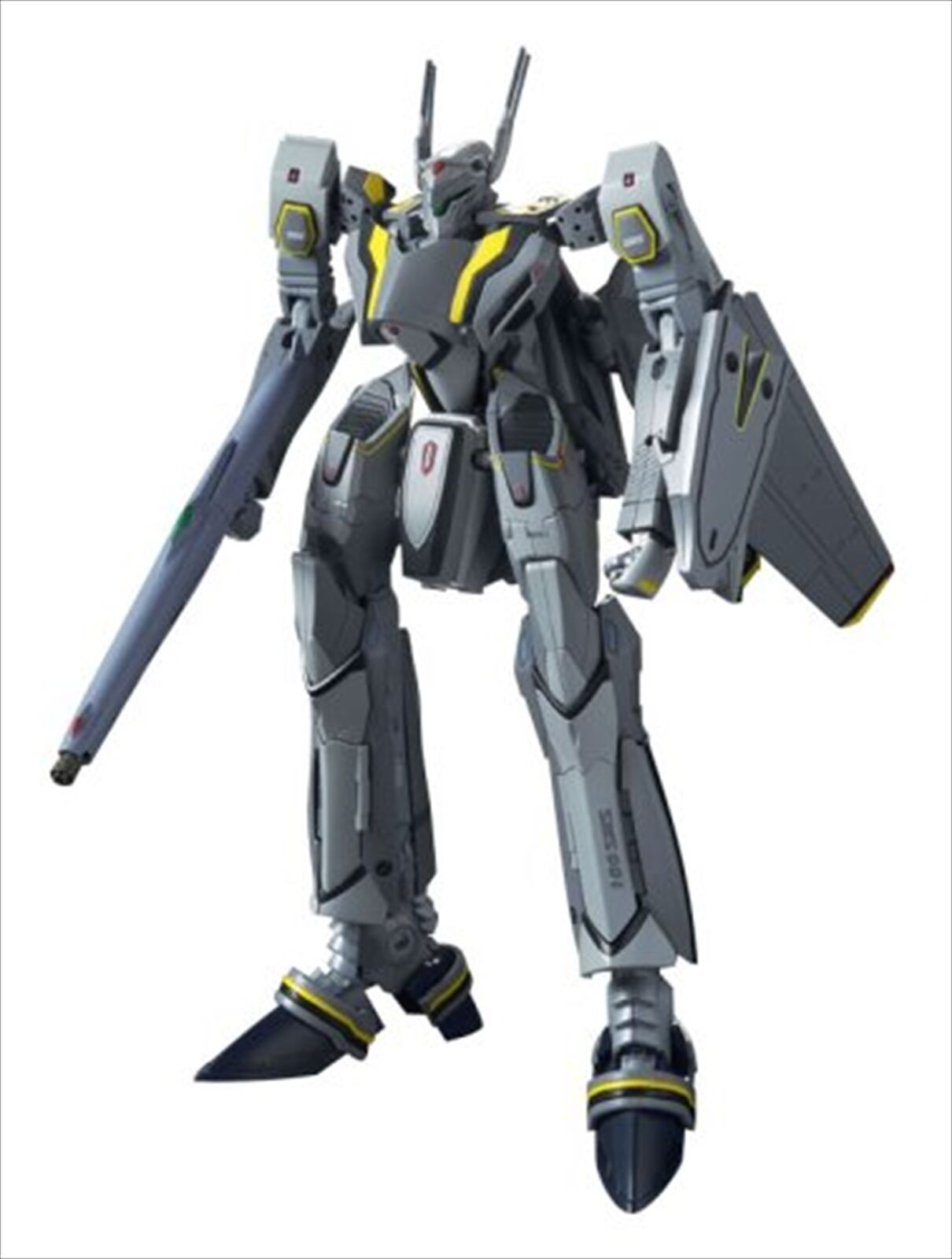 Bandai Dx Chogokin Macross Frontier VF-25S Mesías Ozma Personalizado
