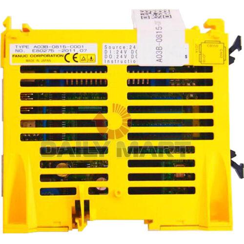Used FANUC A03B-0815-C001 I//O Module