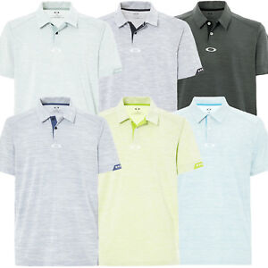 OAKLEY-GOLF-POLO-SHIRT-MENS-GRAVITY-PERFORMANCE-SHORT-SLEEVE