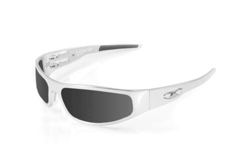 NEW ICICLES Baby Bagger Transition Mirror Lens Sunglasses with Chrome Frame