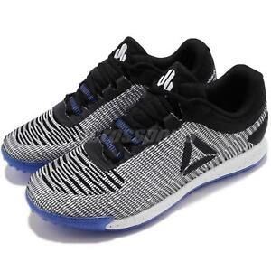 d3f2066be1cb7b Reebok JJ II Low 2 Watt Black Blue Men Cross Training Gym Shoes ...