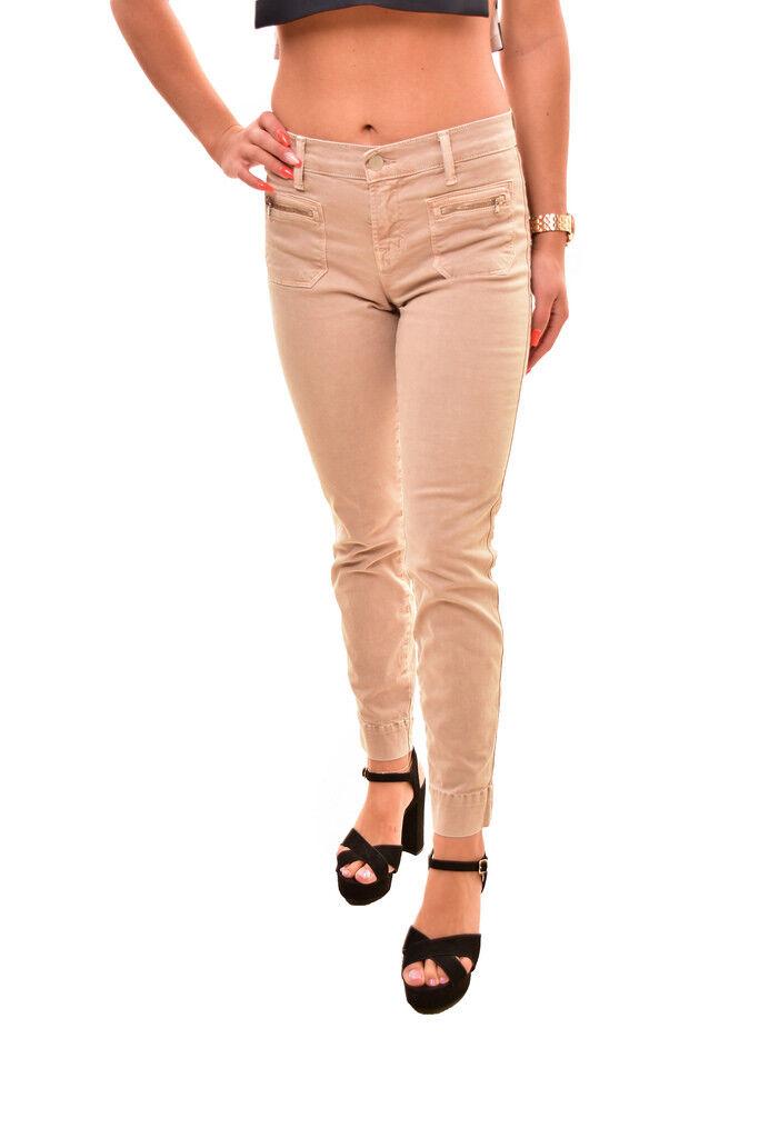 J BRAND Women's New Elastic Elegant Low Rise Soft Jeans 25 Beige RRP  BCF88