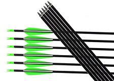 10 Flechas De Tiro Con Arco Tornillo Punta Broadhead campo y objetivo compatible
