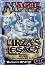 Urza's Legacy Radiant's Revenge Precon Theme Deck  Sun City Games!!!