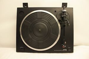 ROTEL-RP310-TURNTABLE-RECORD-PLAYER-SEMI-AUTOMATIC-STEREO-amp-ROTEL-2RC-4-NEEDLE