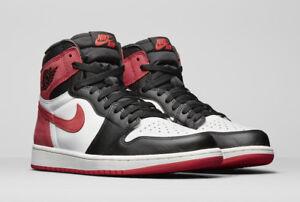 0eace901c846 2018 Nike Air Jordan 1 Retro High OG 6 Rings Track Red Size 13 ...