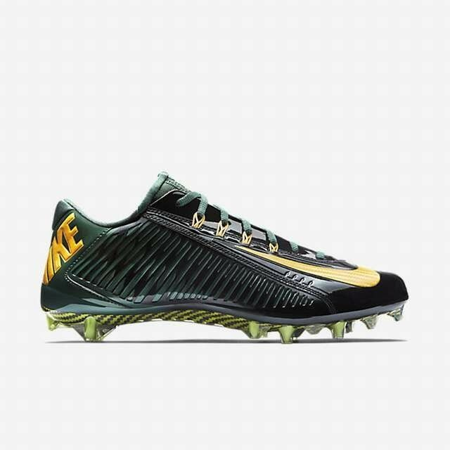 NEW NIKE VAPOR CARBON ELITE TD PF 2018 PACKERS Football Cleats MENS 13 185