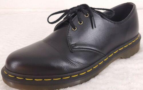 Dr. Martens vegan ,Black OXFORDS Shoes 14046 Mens