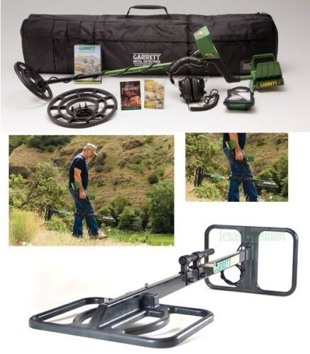 Garrett-Gti-2500-Metal-Detector-Depth-Package-w-Eagle-Eye-Coil
