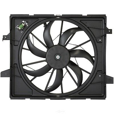 Engine Cooling Fan Assembly Spectra CF13064 fits 97-01 Jeep Cherokee 4.0L-L6