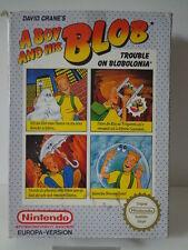 NES Spiel - A Boy and his Blob (mit OVP / OHNE ANL.) (PAL)10636725