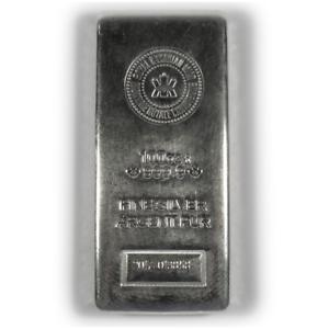 100-oz-Royal-Canadian-Mint-RCM-Silver-Bar-9999-Fine-New