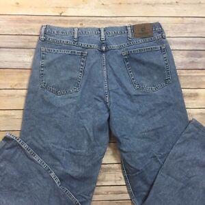 Wrangler-Vintage-Relaxed-Fit-Jeans-Men-039-s-Work-Uniform-FIVE-STAR-PREMIUM-DENIM