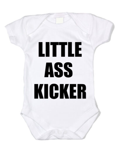 Little Ass Kicker Baby  Personalized Name Inspired By The Walking Dead