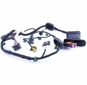 genuine volkswagen jetta front driver left door wiring harness sedan rh ebay com 2001 vw jetta door wiring harness 2001 vw jetta door wiring harness