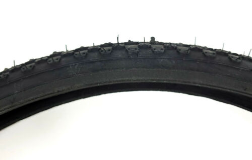 "Cst C714M Comp Iii BMX Pneu 20/"" Noir//Noir 20 x 1-3//8 Vélo"