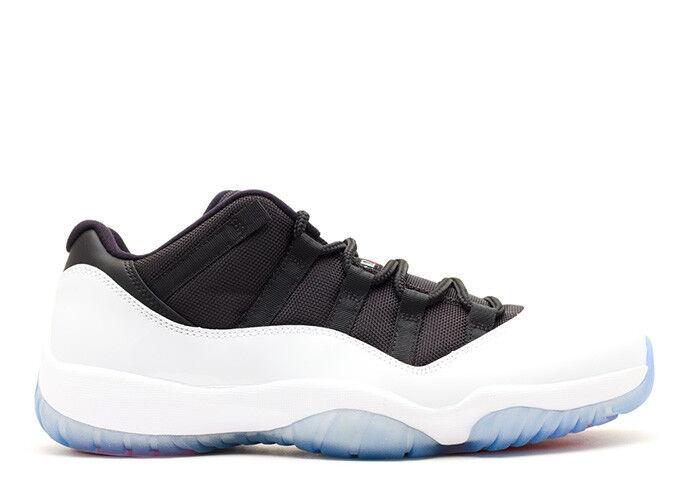 2013 Nike Air Jordan 11 XI Retro Reverse Concord Tuxedo Size 13. 528895-110. 1 2